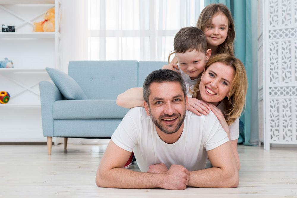 familia-feliz-endodoncia