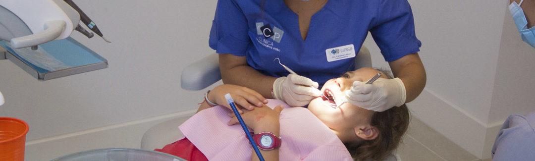 Primera visita de mi hijo al ortodoncista